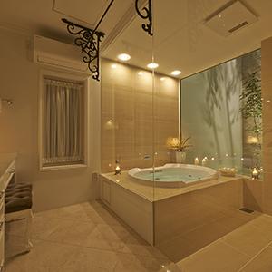バスルーム・洗面室